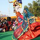 The folk dancers of India series # 1. by debjyotinayak