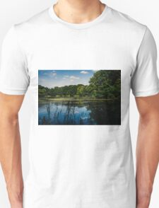 Blue Reflection Lake Unisex T-Shirt