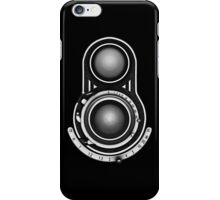 Vintage TLR Camera iPhone Case/Skin