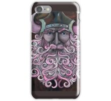 Norse Viking Commander iPhone Case/Skin