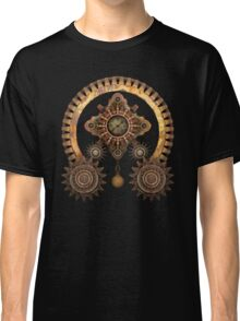 Vintage Steampunk Machine Thing Classic T-Shirt