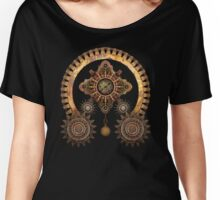 Vintage Steampunk Machine Thing Women's Relaxed Fit T-Shirt