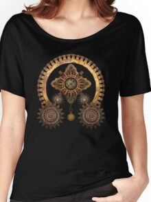 Steampunk Machine T-Shirts and Stickers Women's Relaxed Fit T-Shirt