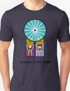 Mexican Hats at the beach T-Shirt
