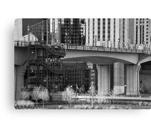 Wabasha Street Bridge Canvas Print