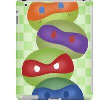 Turtle Tsums iPad Case/Skin