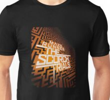 the scorch trials the maze Unisex T-Shirt