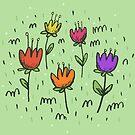 Flowers by Sophie Corrigan