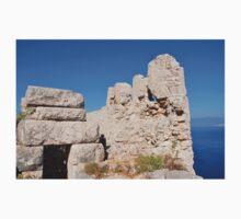 Crusader Knights castle, Halki One Piece - Short Sleeve