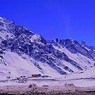 Chilean Mountains - Portillo by Daidalos