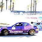 Drifting - Long Beach Grand Prix by Michael  Moss