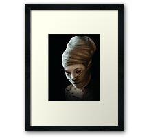 Unspoken Framed Print