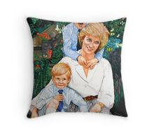 Cherished Times Throw Pillow