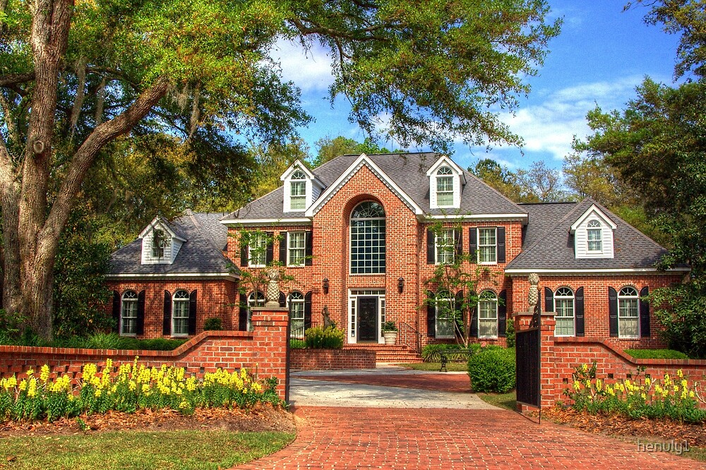 Beautiful house in SC by henuly1