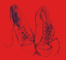 Shoes Kids Tee