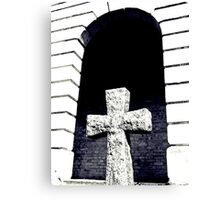 Under the Arch Canvas Print