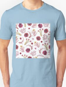 flowers watercolor T-Shirt