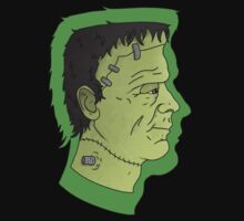 Frankenstein's Monster Kids Tee