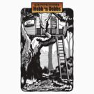 Hobb 'n Dobbs treehouse tee by Kyote King
