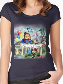 You WILL love this party! ~ or else Women's Fitted Scoop T-Shirt