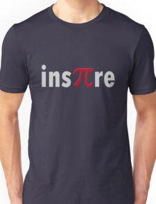 Inspire math geek Unisex T-Shirt