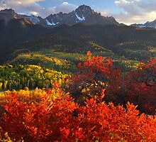 Autumn Fire by Nate Zeman