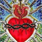 sacred heart by samcrow