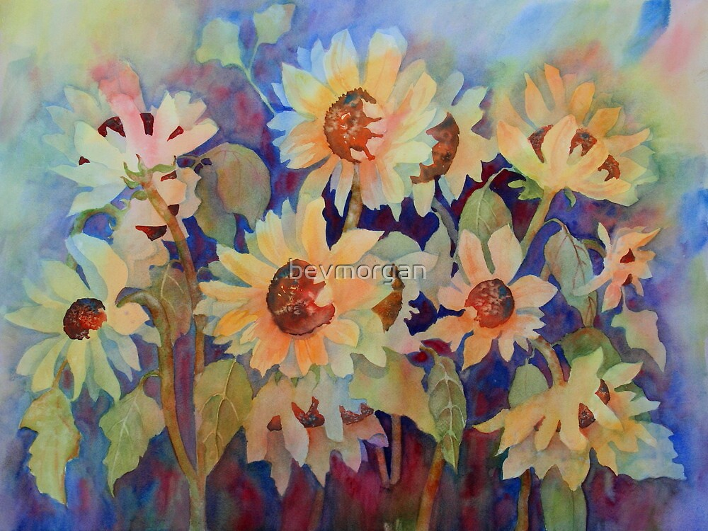 Sunshine Disciples by bevmorgan