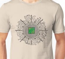 the maze of the maze runner Unisex T-Shirt
