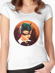 The ever inspiring Enid  Women's Fitted Scoop T-Shirt