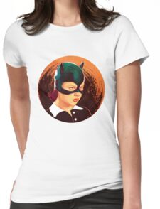 The ever inspiring Enid  Womens Fitted T-Shirt