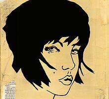 girl by Christian Scheuer