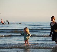 Seaside Fun by Anthony Tyrer