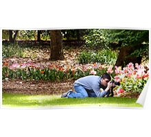 Photographing the Photographer Poster