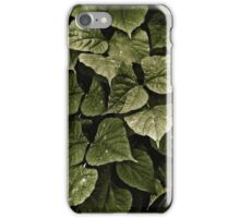 Nature Collage Print iPhone Case/Skin