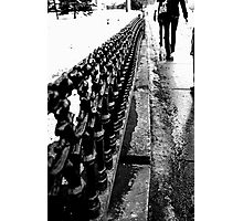 Walks Photographic Print