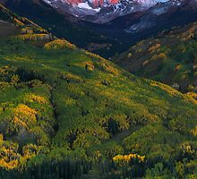 Valley of Transition by Nate Zeman