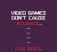 Lag Kills video games T-Shirt