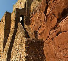 Under Cliff Walk by moor2sea