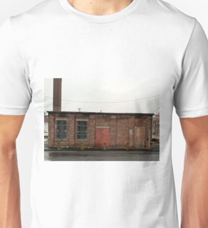 Old building in Westerly, RI 8-28-2015 Unisex T-Shirt
