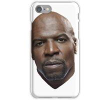 Terry Crews  iPhone Case/Skin