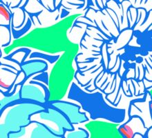 Lilly States - Georgia Sticker