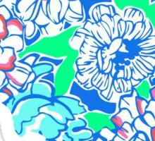 Lilly States - Illinois Sticker