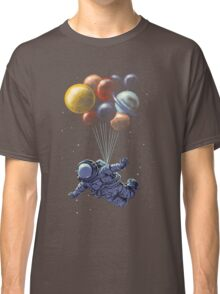 Space Travel Classic T-Shirt