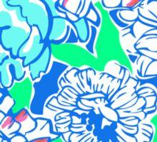 Lilly States - Iowa Sticker