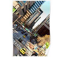 Baltimore Traffic Poster