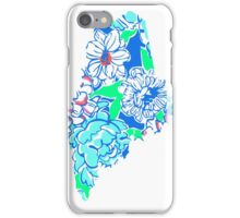 Lilly States - Maine iPhone Case/Skin