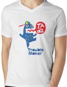 Trouble Maker- Ta Da Mens V-Neck T-Shirt