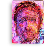 Self Portrait x 1 Canvas Print