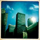 Breaking the Blue Skies by Krystal Iaeger